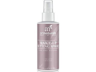 Art Naturals Makeup Setting Spray Long Lasting / All Day Extender, 4.0 oz
