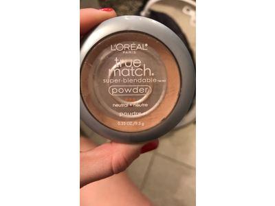 L'Oreal Paris True Match Super-Blendable Powder, Buff Beige - Image 3