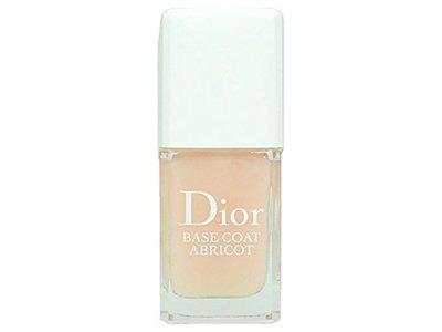 Christian Dior Base Coat Abricot Nail Polish, 0.33 Ounce
