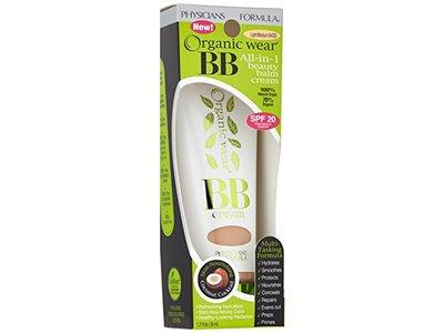 Physicians Formula Organic Wear 100% Natural Origin BB Beauty Balm Cream, Light/Medium, 1.2 Fluid Ounce - Image 5