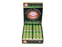 The Merry Hempsters Organic Hemp Lip Balm, Lemon-Lime, 0.14 oz - Image 2