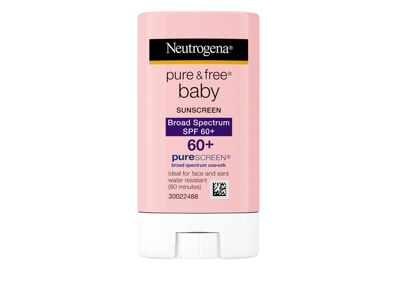 Neutrogena Pure & Free Baby Sunscreen Stick SPF 60