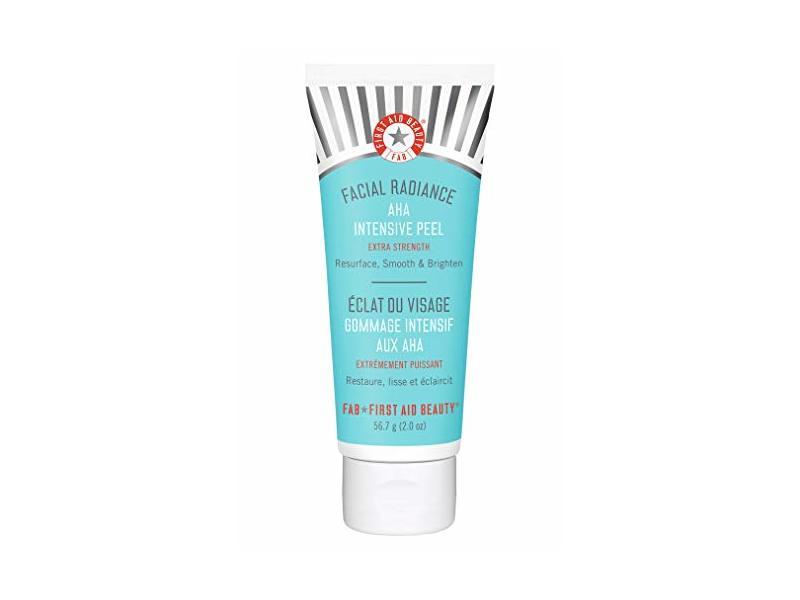 First Aid Beauty Facial Radiance AHA Intensive Peel, 2 oz