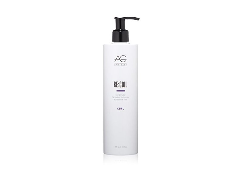 AG Hair Care Re:Coil Curl Activator, 12 fl oz