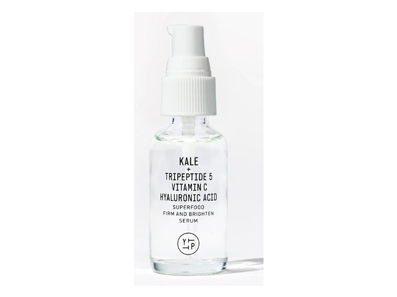Youth To The People Kale + Tripeptide 5 Vitamin C Hyaluronic Acid, 1 fl oz