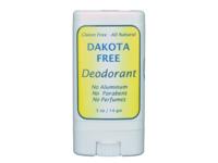 Dakota Free Solid Stick Deodorant 2 Oz - Image 2
