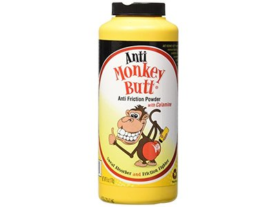 Anti-Monkey Butt Body Powder