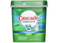 Cascade Complete Dishwasher Detergent, 90 Fresh Scent Action Pacs, 3.57 lb - Image 2