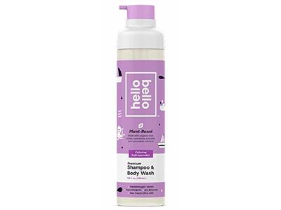Hello Bello Plant-Based Shampoo And Body Wash - Calming Lavender