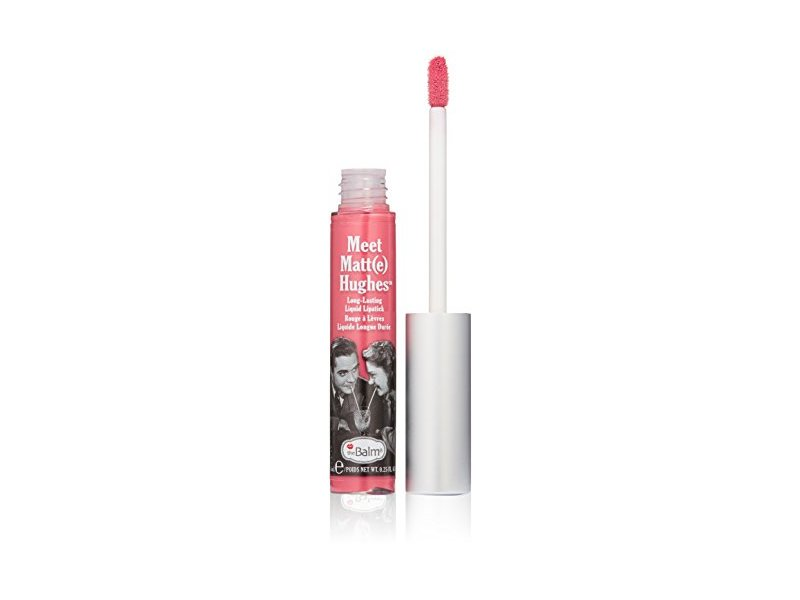 theBalm Meet Matte Hughes Lip Color, Chivalrous, .25 fl oz
