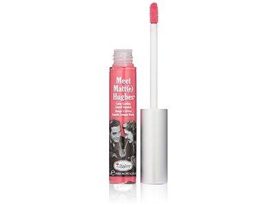 theBalm Meet Matte Hughes Lip Color, Chivalrous, .25 fl oz