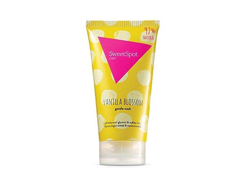 SweetSpot Labs gentle wash, Vanilla Blossom 8 oz