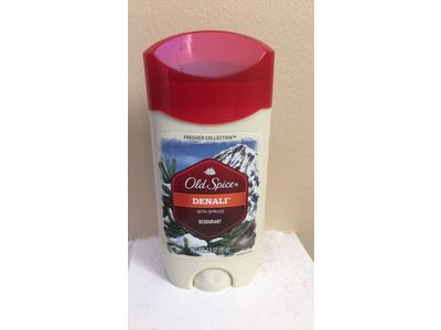 Old Spice Fresh Collection Deodorant, Denali 3 oz (Pack of 5) - Image 3