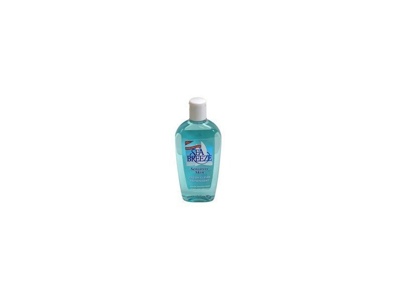 Sea Breeze Fresh-Clean Astringent, Sensitive Skin, 10 fl oz