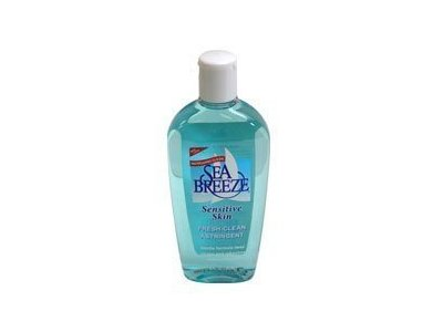 Sea Breeze Fresh-Clean Astringent, Sensitive Skin, 10 fl oz - Image 1