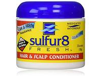 Sulfur8 Fresh Medicated Hair & Scalp Conditioner, 3.8 oz - Image 2