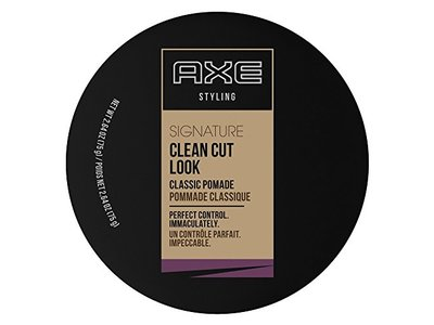 Axe Signature Clean-Cut Look Pomade 2.64 oz (Pack of 2) - Image 1