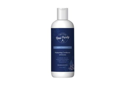 Real Purity Moisturizing Conditioner, Fragrance Free, 8 fl oz