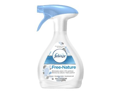 Febreze Free Nature Fabric Refresher, 16.9 oz