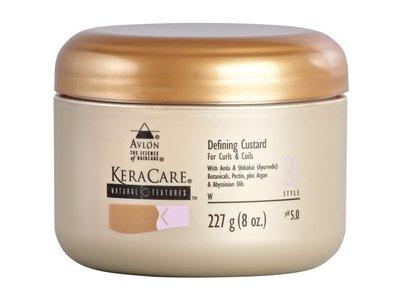 Avlon KeraCare Natural Textures Defining Custard, 8 oz