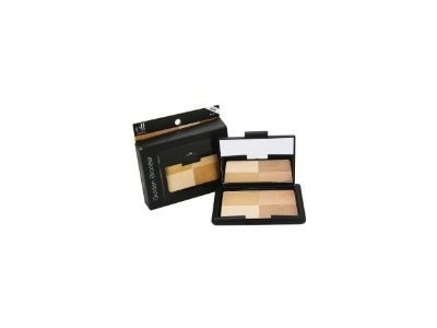 e.l.f. 4-in-1 Bronzer Compact, Golden Bronzer, 0.4 oz - Image 1