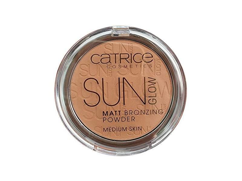 Catrice Cosmetics Sun Glow Matt Bronzing Powder, Medium Skin