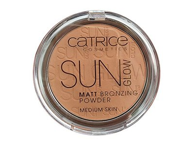 Catrice Cosmetics Sun Glow Matt Bronzing Powder, Medium Skin - Image 1