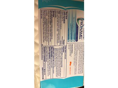 Sensodyne Pronamel Fresh Breath Toothpaste, 8 Ounce - Image 11