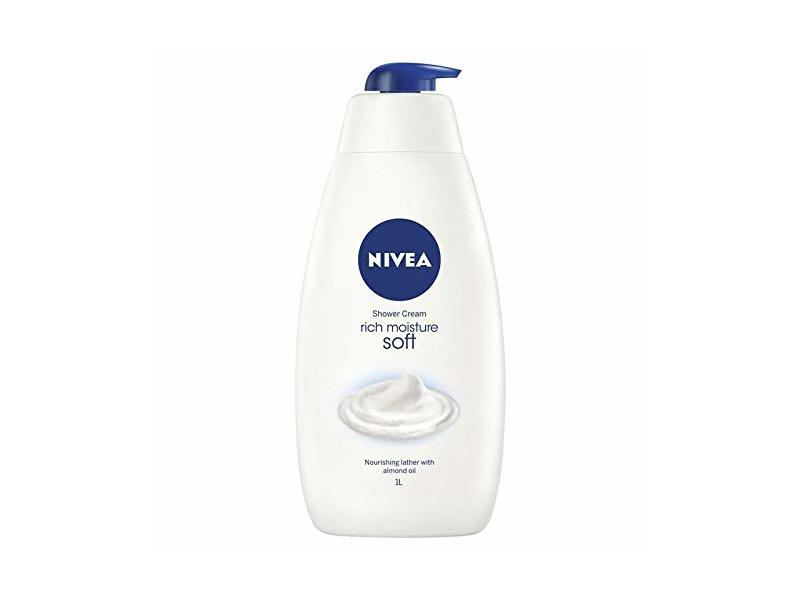 Nivea Shower Rich Moisture Soft 1 Litre