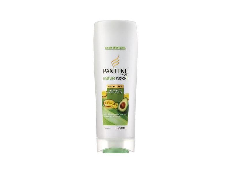 Pantene Nature Fusion Conditioner with Avocado Oil, 350 ml