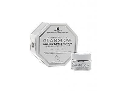 GlamGlow Supermud Clearing Treatment, 1.2 fl oz