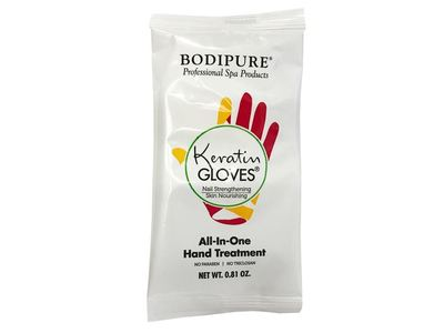 Bodipure Keratin Gloves All In One Hand Treatment, 0.81 oz