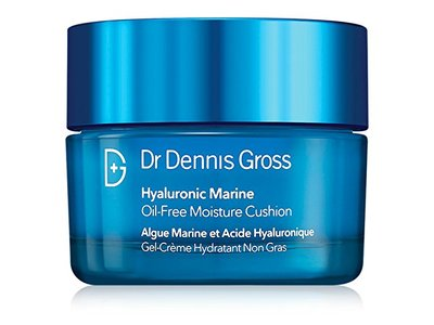 Dr. Dennis Gross Skincare Hyaluronic Marine Moisture Cushion Enriched FX, 1.7 oz