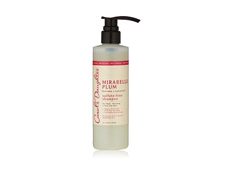 Carol's Daughter Mirabelle Plum Sulfate-Free Shampoo, 12 fl oz
