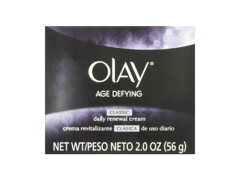 Olay Age Defying Classic Daily Renewal Cream, 2.0 fl oz