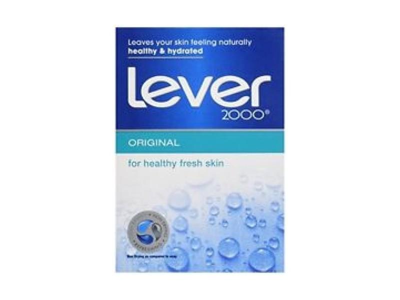 Lever 2000 Bar Soap Original, 4.0 oz (Pack of 6)
