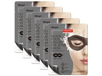 Purederm Black Food MG: Gel Eye Zone Mask, 1 Mask - Image 5
