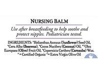 Badger Organic Nursing Balm - Sunflower & Coconut - 0.75oz - Image 9