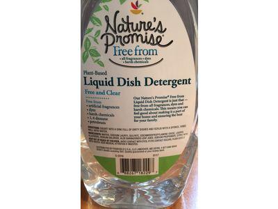 Nature's Promise Liquid Dish Detergent, 38 fl oz - Image 4