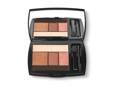 Lancome Color Design 5 Shadow and Liner Palette, No. 102 Kissed By Gold, 0.141 Ounce