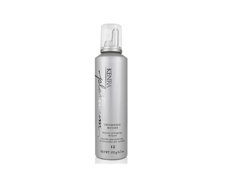 Kenra Platinum Thickening Mousse, 192 g/6.7 oz