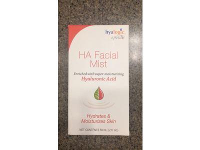 Hyalogic Episilk HA Facial Mist, 2 fl oz - Image 3