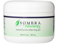 Sombra Warm Therapy Natural Pain Relieving Gel, 8-Ounce - Image 2