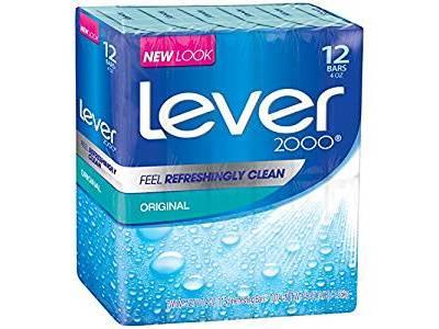 Lever 2000 Original Bar Soap, 4oz