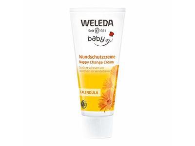 Weleda Baby Calendula Nappy Change Cream, 75 ml