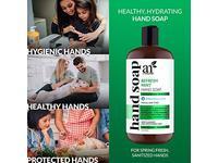 Artnaturals Hand Soap, Refresh Mint, 16 fl oz/473 mL - Image 9