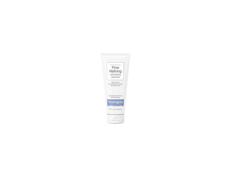 Neutrogena Pore Refining Exfoliating Daily Facial Cleanser