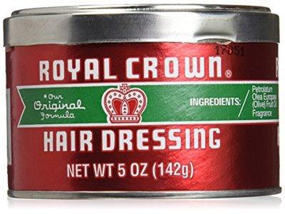 Royal Crown Hair Dressing, 5 oz