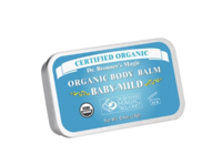Dr. Bronner's Magic Organic Body Balm Baby-Mild, 0.5 oz - Image 4
