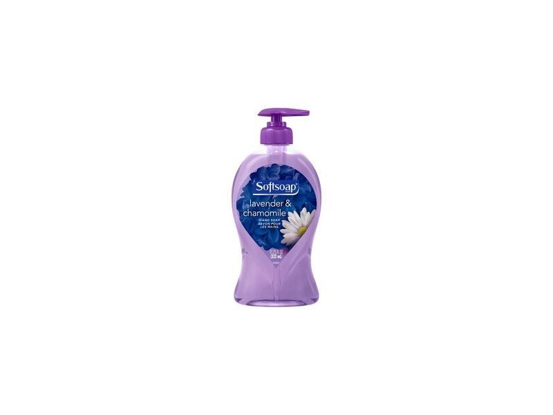 Softsoap Liquid Hand Soap, Lavender and Chamomile